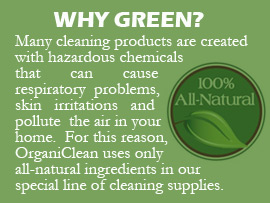 Green, Eco-Friendly Home Cleaning Service - Nashville