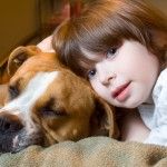 Girl and Dog - Green Home Cleaning Service Nashville